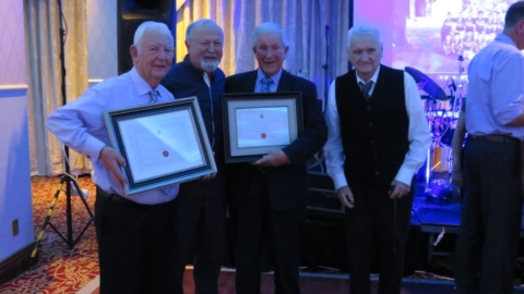 50th Anniversary Dinner 5th Oct 2019 @ The Red Cow